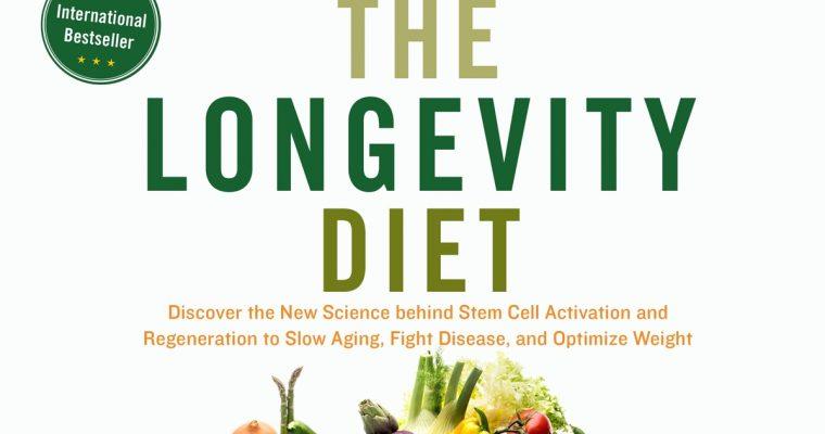 Sažetak knjige – The Longevity Diet (drugi dio)