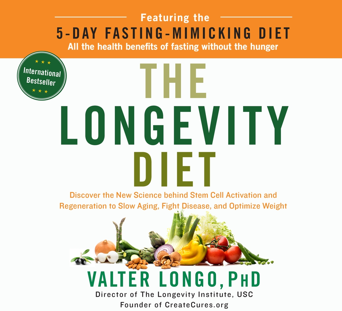Sažetak knjige – The Longevity Diet (prvi dio)
